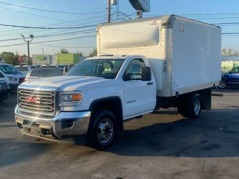 2015 GMC Sierra 3500HD CC for sale at KAP Auto Sales in Morrisville PA