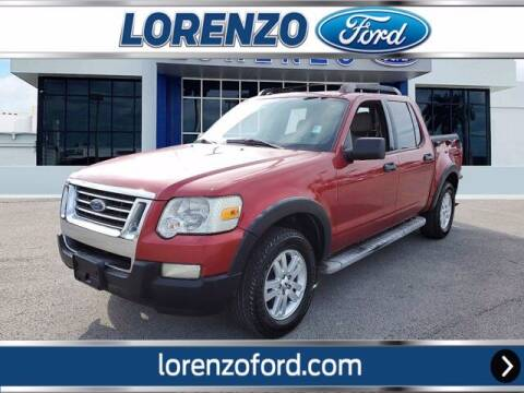 2008 Ford Explorer Sport Trac for sale at Lorenzo Ford in Homestead FL