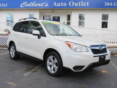 2016 Subaru Forester for sale at Colbert's Auto Outlet in Hickory NC