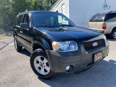 2007 Ford Escape for sale at JerseyMotorsInc.com in Teterboro NJ