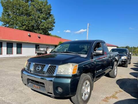 2007 Nissan Titan for sale at Best Buy Auto Sales in Murphysboro IL