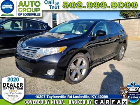 2012 Toyota Venza for sale at Auto Group of Louisville in Louisville KY
