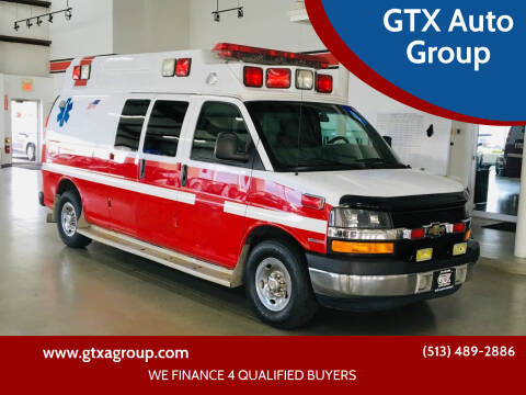 2009 Chevrolet Express Cargo for sale at GTX Auto Group in West Chester OH