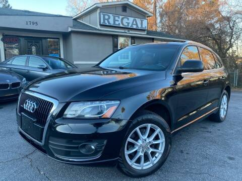 2010 Audi Q5 for sale at Regal Auto Sales in Marietta GA