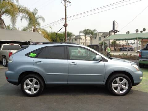 2007 Lexus RX 350 for sale at Pauls Auto in Whittier CA