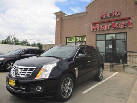 2014 Cadillac SRX for sale at Auto Market in Oklahoma City OK