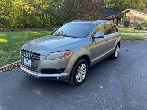 2009 Audi Q7 for sale at Bowie Motor Co in Bowie MD