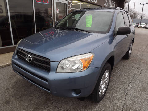2008 Toyota RAV4 for sale at Arko Auto Sales in Eastlake OH