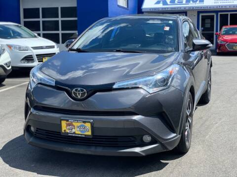 2018 Toyota C-HR for sale at AGM AUTO SALES in Malden MA