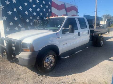 2005 Ford F-350 Super Duty for sale at The Truck Lot LLC in Lakeland FL