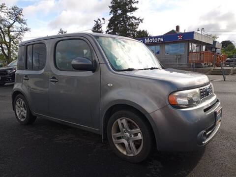 2009 Nissan cube for sale at All American Motors in Tacoma WA