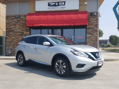2015 Nissan Murano for sale at 719 Automotive Group in Colorado Springs CO
