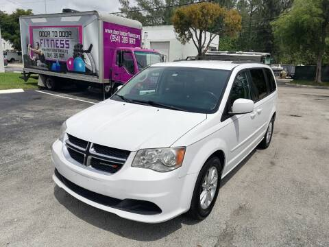 2014 Dodge Grand Caravan for sale at Best Price Car Dealer in Hallandale Beach FL
