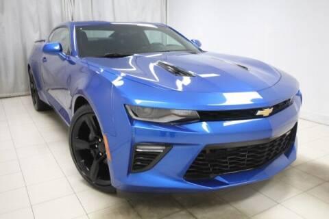 2018 Chevrolet Camaro for sale at EMG AUTO SALES in Avenel NJ