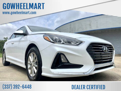 2019 Hyundai Sonata for sale at GOWHEELMART in Leesville LA