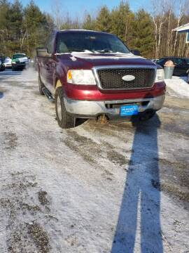 2006 Ford F-150 for sale at Lewis Auto Sales in Lisbon ME