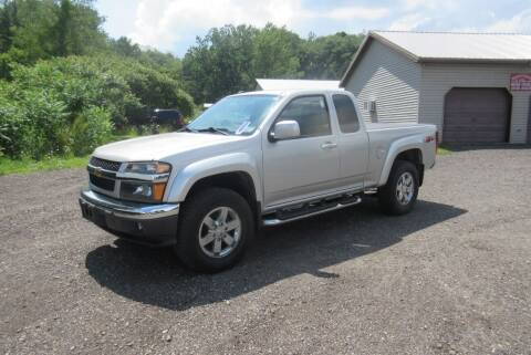 2012 Chevrolet Colorado for sale at Clearwater Motor Car in Jamestown NY