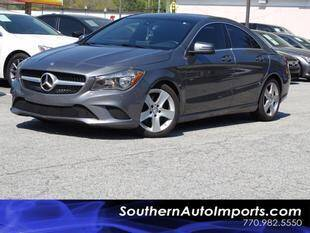 2015 Mercedes-Benz CLA for sale at Used Imports Auto - Southern Auto Imports in Stone Mountain GA
