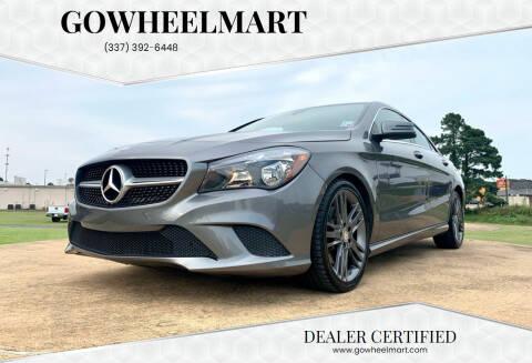 2015 Mercedes-Benz CLA for sale at GOWHEELMART in Leesville LA