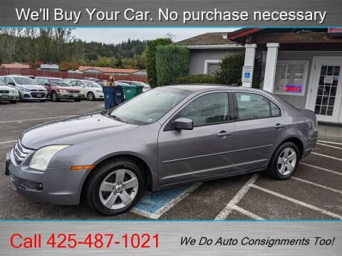 2007 Ford Fusion for sale at Platinum Autos in Woodinville WA