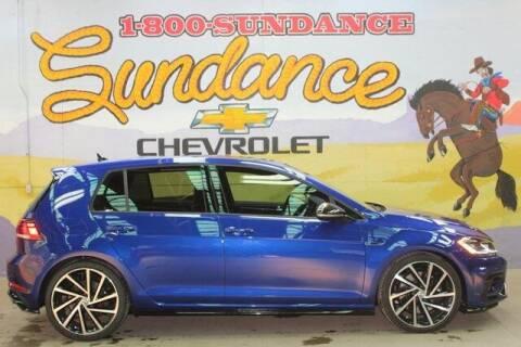2018 Volkswagen Golf R for sale at Sundance Chevrolet in Grand Ledge MI