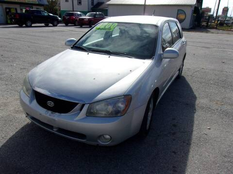 2006 Kia Spectra for sale at Car Credit Auto Sales in Terre Haute IN