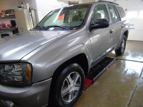 2006 Chevrolet TrailBlazer for sale at C&C AUTO SALES INC in Charles City IA
