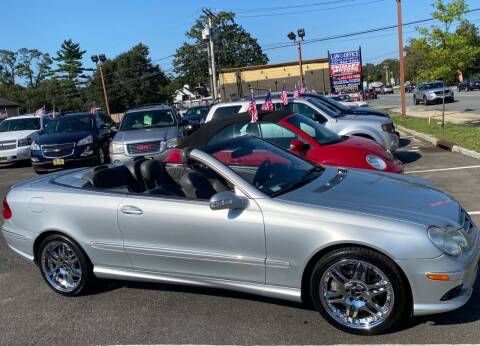 2007 Mercedes-Benz CLK for sale at Primary Motors Inc in Commack NY