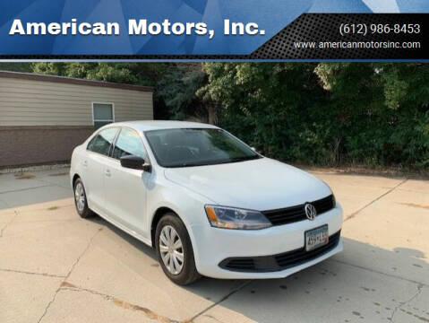 2014 Volkswagen Jetta for sale at American Motors, Inc. in Farmington MN