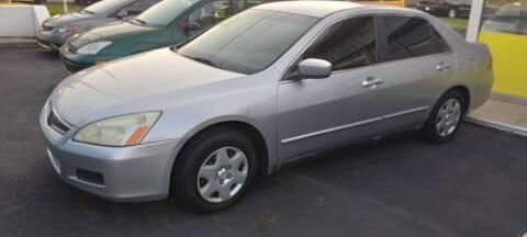 2006 Honda Accord for sale at ABC Auto Sales and Service in New Castle DE