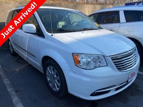 2014 Chrysler Town and Country for sale at Mark Sweeney Buick GMC in Cincinnati OH