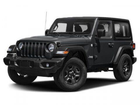 2021 Jeep Wrangler for sale at SCOTT EVANS CHRYSLER DODGE in Carrollton GA