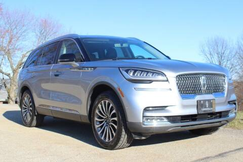 2020 Lincoln Aviator for sale at Harrison Auto Sales in Irwin PA