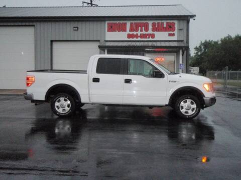 2010 Ford F-150 for sale at ENON AUTO SALES in Enon OH