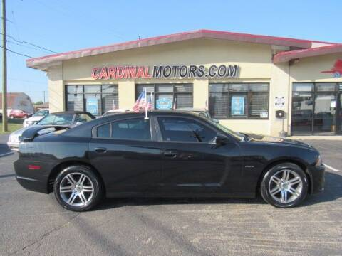 2013 Dodge Charger for sale at Cardinal Motors in Fairfield OH