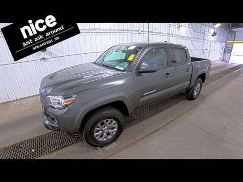 2018 Toyota Tacoma for sale at PRESTIGE AUTO SALES in Spearfish SD