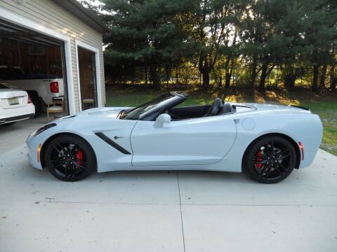 2019 Chevrolet Corvette for sale at All Cars and Trucks in Buena NJ