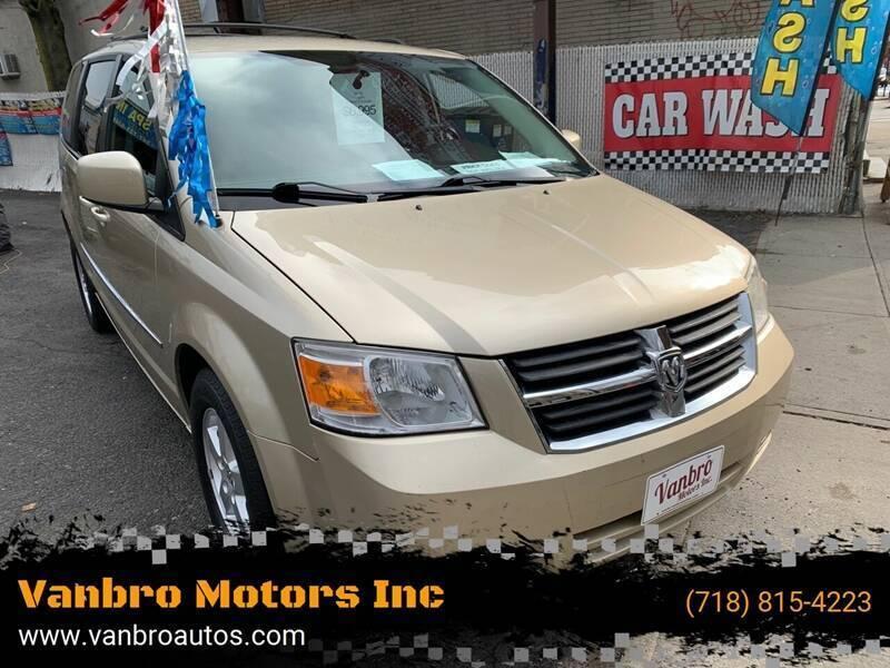 2010 Dodge Grand Caravan for sale at Vanbro Motors Inc in Staten Island NY