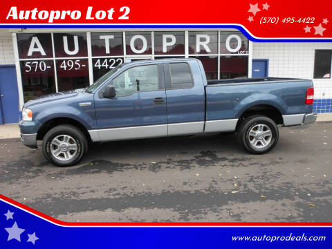 2005 Ford F-150 for sale at Autopro Lot 2 in Sunbury PA