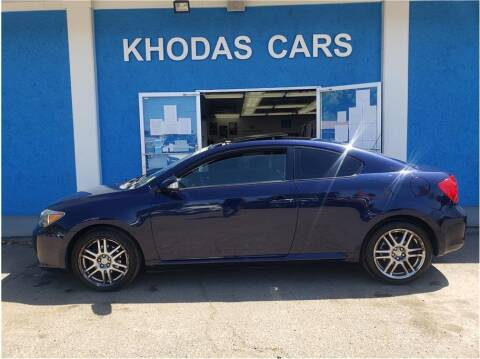 2007 Scion tC for sale at Khodas Cars in Gilroy CA