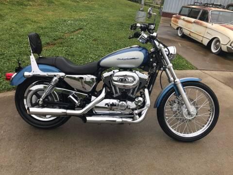 2006 Harley-Davidson XL1200 for sale at HIGHWAY 12 MOTORSPORTS in Nashville TN