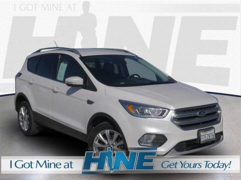 2017 Ford Escape for sale at John Hine Temecula in Temecula CA