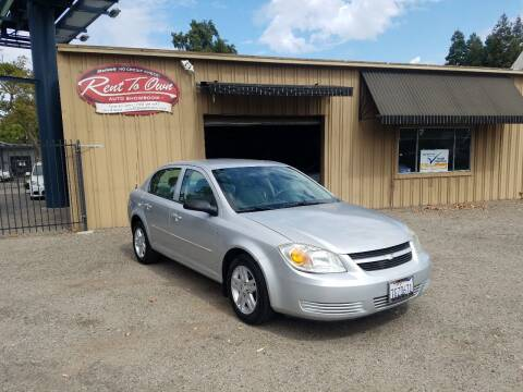 2005 Chevrolet Cobalt for sale at Rent To Own Auto Showroom LLC - Rent To Own Inventory in Modesto CA