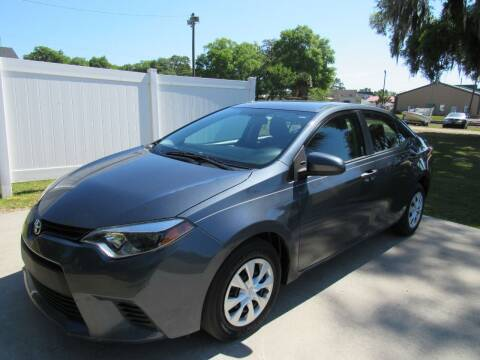 2015 Toyota Corolla for sale at D & R Auto Brokers in Ridgeland SC