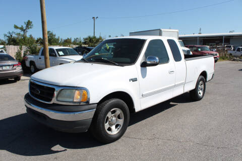 2001 Ford F-150 for sale at Jamrock Auto Sales of Panama City in Panama City FL