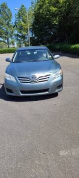 2010 Toyota Camry for sale at Unity Auto Sales Inc in Charlotte NC