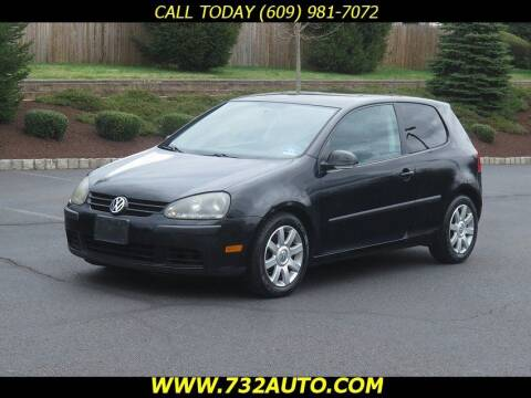 2009 Volkswagen Rabbit for sale at Absolute Auto Solutions in Hamilton NJ