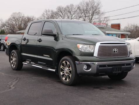 2013 Toyota Tundra for sale at Hilltop Car Sales in Knoxville TN