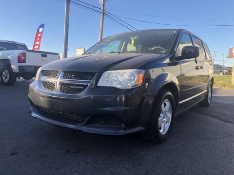 2012 Dodge Grand Caravan for sale at Instant Auto Sales in Chillicothe OH