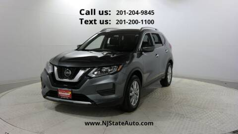 2019 Nissan Rogue for sale at NJ State Auto Used Cars in Jersey City NJ